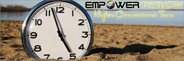 empower network higher commissions team